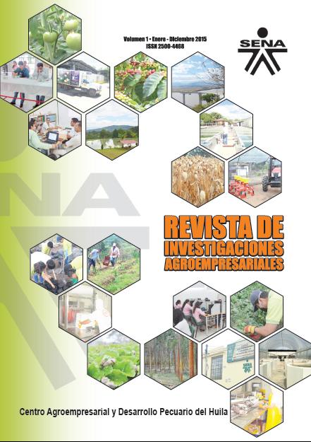 Revista de Investigaciones Agroempresariales