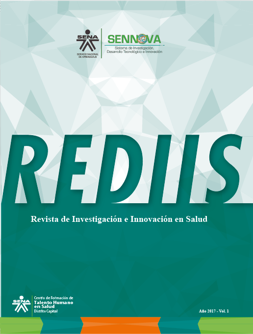 Revista de Investigación e Innovación en Salud