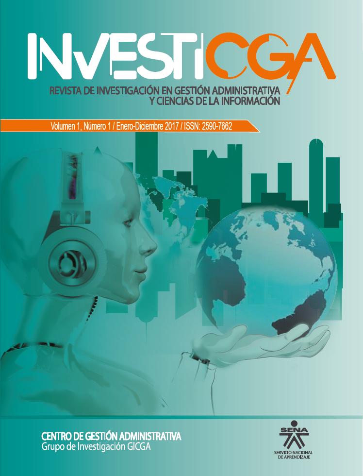 Portada Revista InvestiCGA