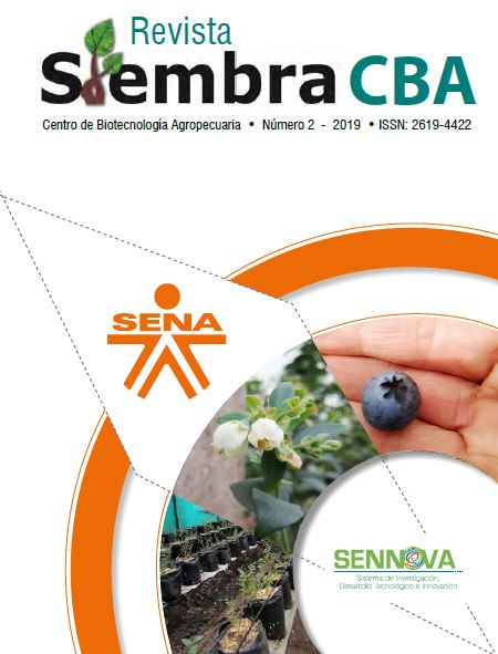 Revista Siembra - CBA No 2-2019