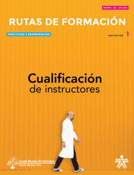 Revista Rutas de Formación