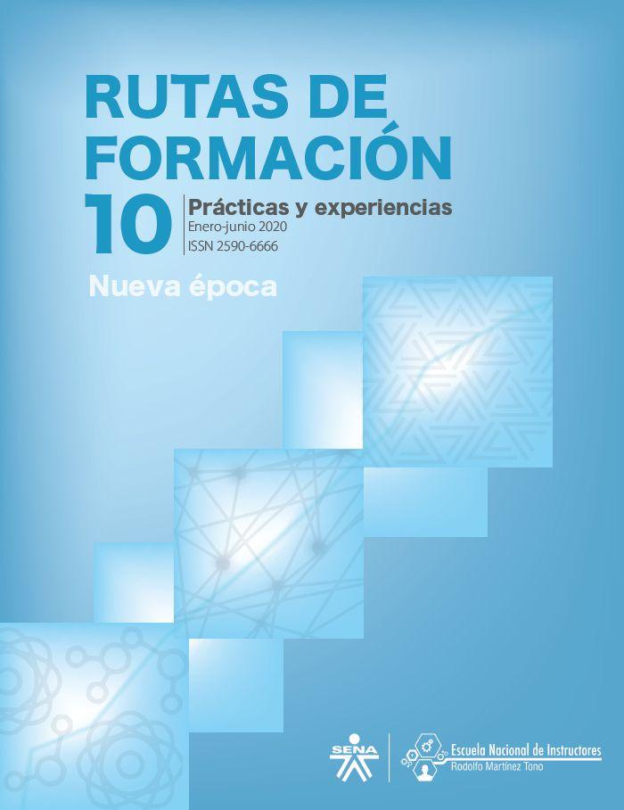 Revista Rutas de formación: prácticas y experiencias